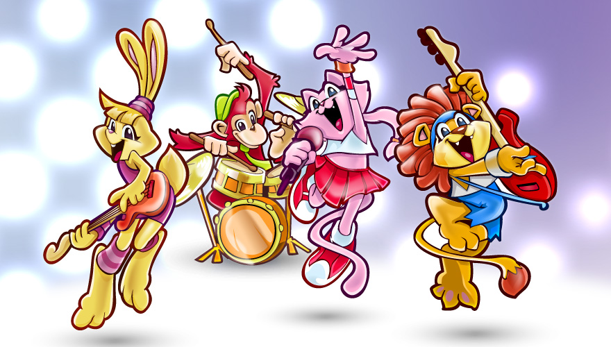 vector_animals_rock_band_by_pixeden-d45bidr